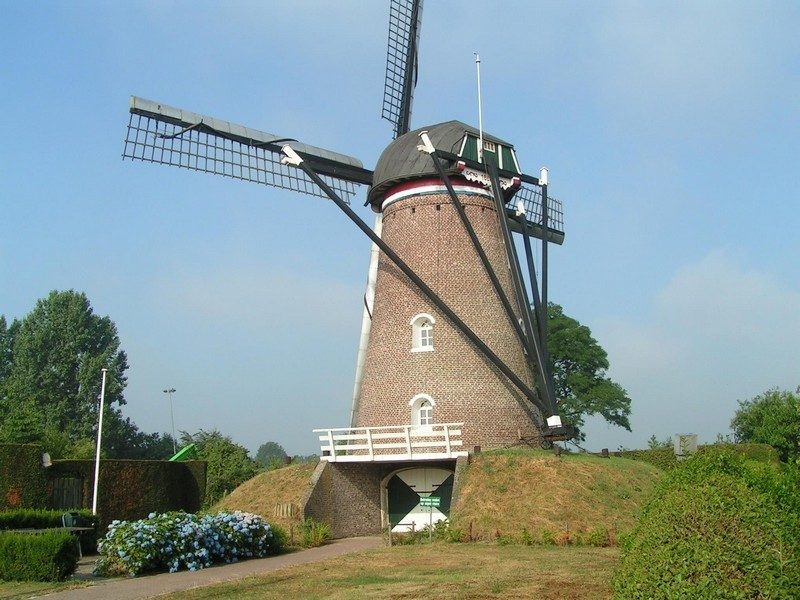 De Martinusmolen in Beugen