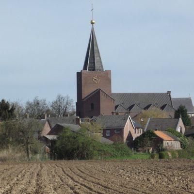 Wandelroute Maaskantpad etappe 13, te Herkenbosch