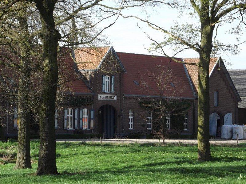 Boerderij op landgoed Beatrixhof