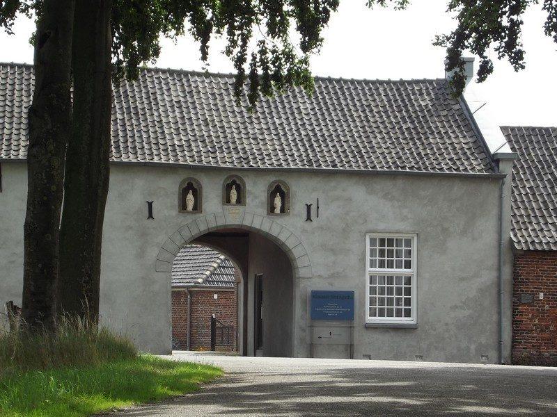 Kruisherenklooster van Sint Agatha.