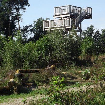 Wandelroute Herkenbosscherheide-tocht, te Herkenbosch