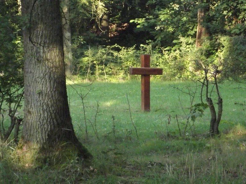 Voormalig kerkhof in de volksmond