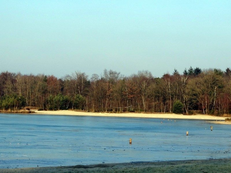 De Beetserplas in de winter