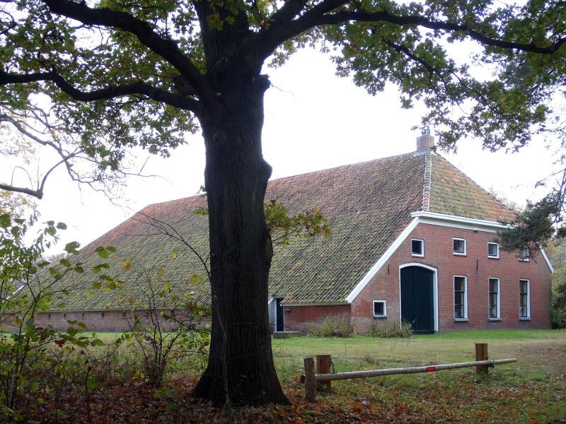 Een Westerwoldse boerderij