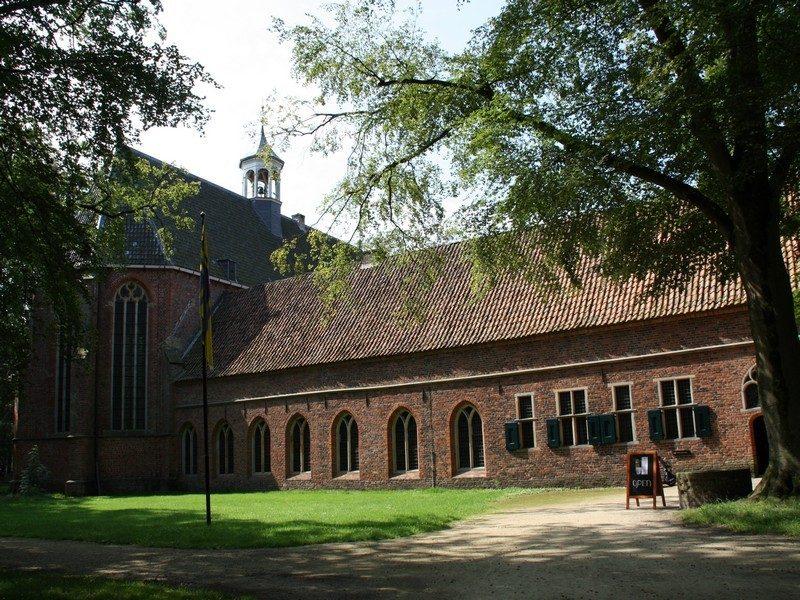 Het Klooster Ter Apel, voorzijde