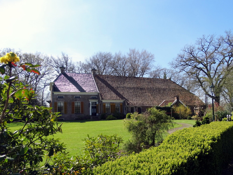 12.Een monumentale boerderij in Ter Borg
