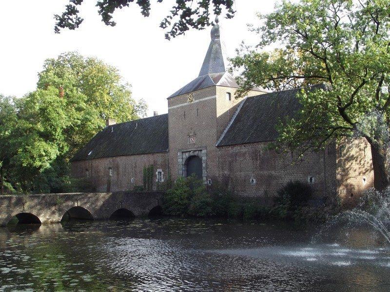 Poortgebouw kasteel Arcen