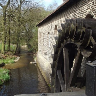 Wandelroute Gitstappermolen-tocht, te Herkenbosch