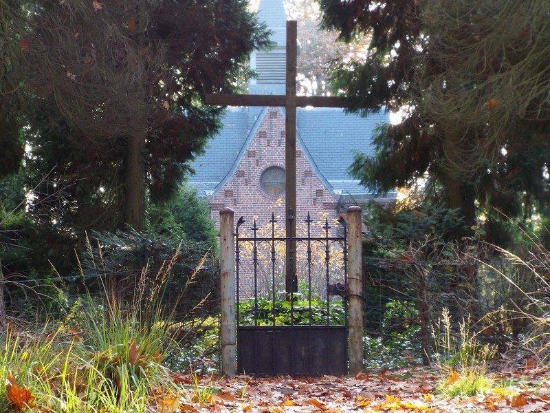 Begraafplaats van voormalig Franciscaner klooster