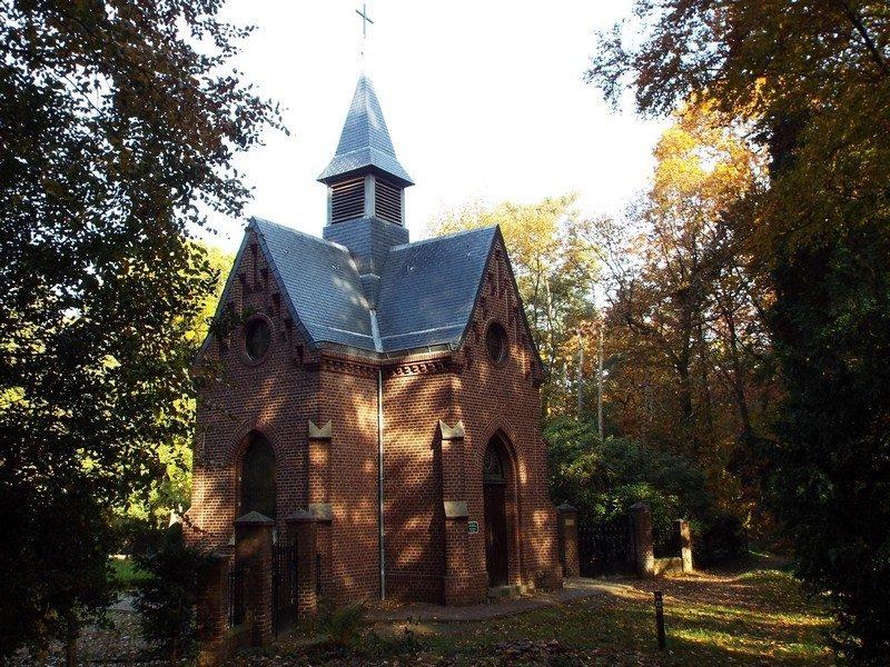 Kapel van voormalig Franciscaner klooster