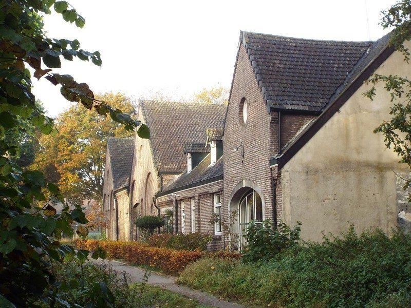 Oude kloosterboerderij