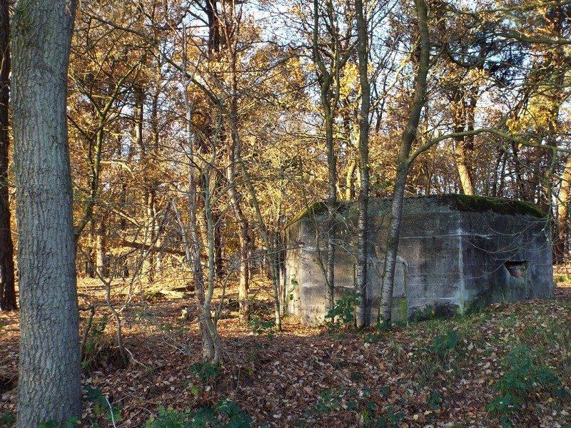 Kazemat bij de Vossenberg