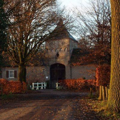 Wandelroute Starkriet-tocht, te Heusden Gem Asten
