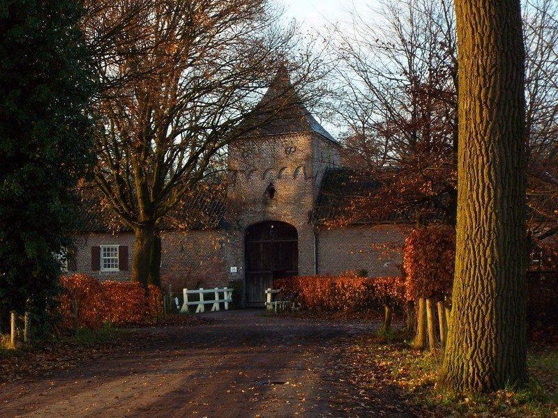 Poortgebouw kasteel Asten