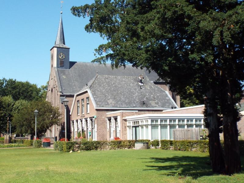 Kerkje in Boerdonk
