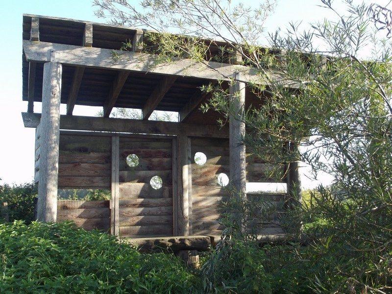 Smeetshof, vogelkijkscherm