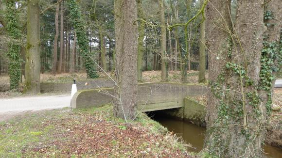 oude douanepost roovert