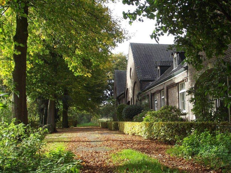 Kloosterboerderij gebouwd omstreeks 1853