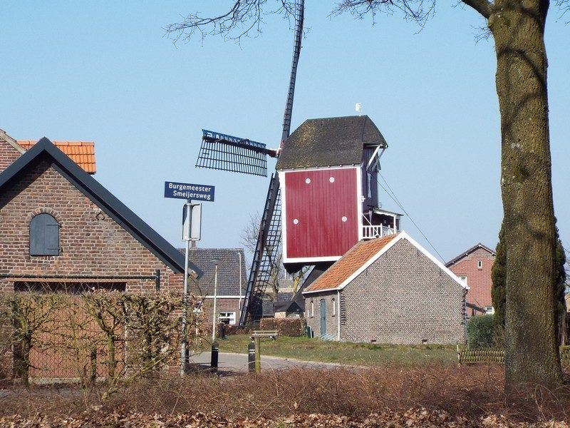 Molen de Sint Jan