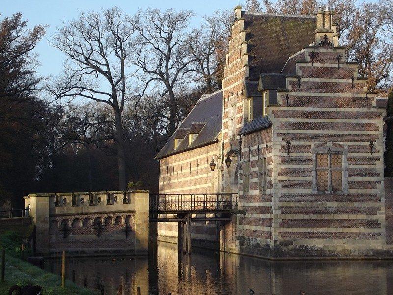 Poortgebouw kasteel Heeswijk