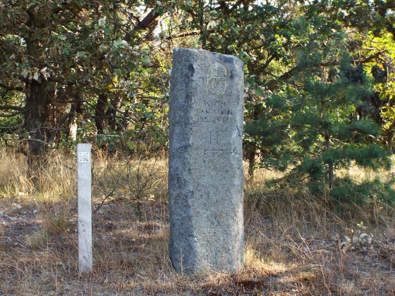 Basaltzuil II van Wegh van Meijl op Seven