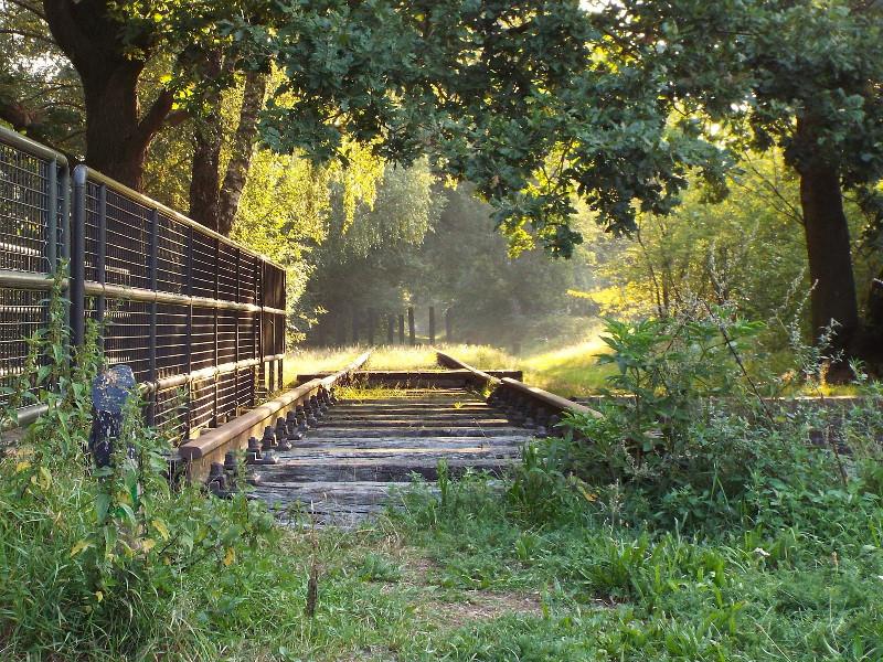 Spoorbrugje van Duits Lijntje