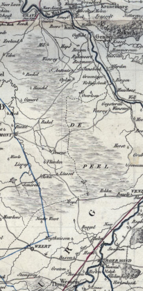 De Peel in 1815