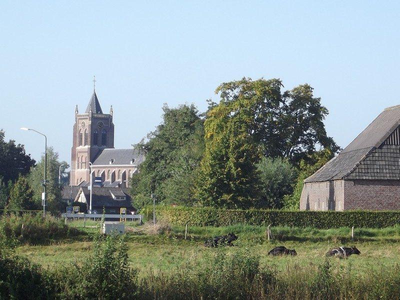 De kerk van Gassel
