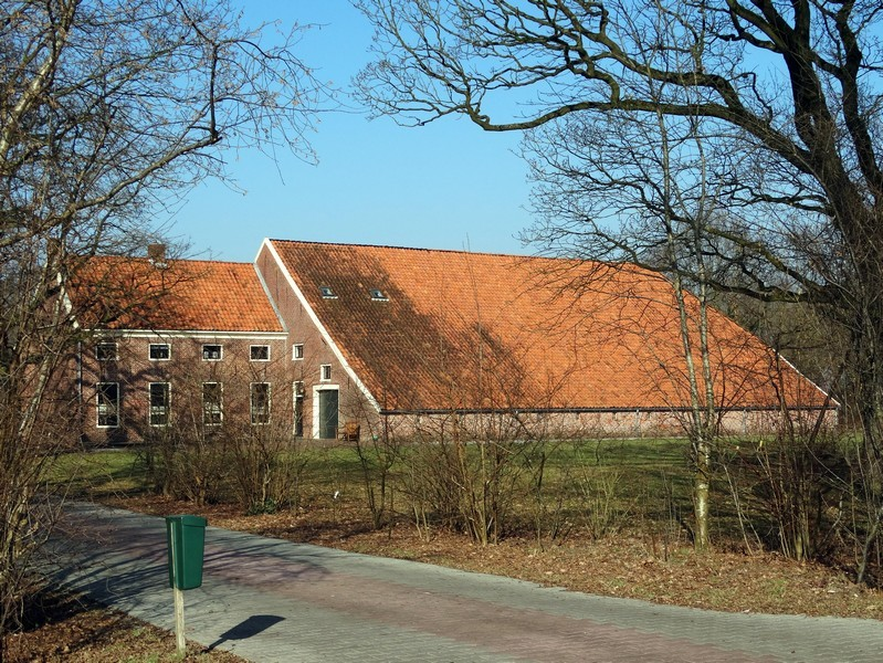 Een boerderij in Wessinghuizen