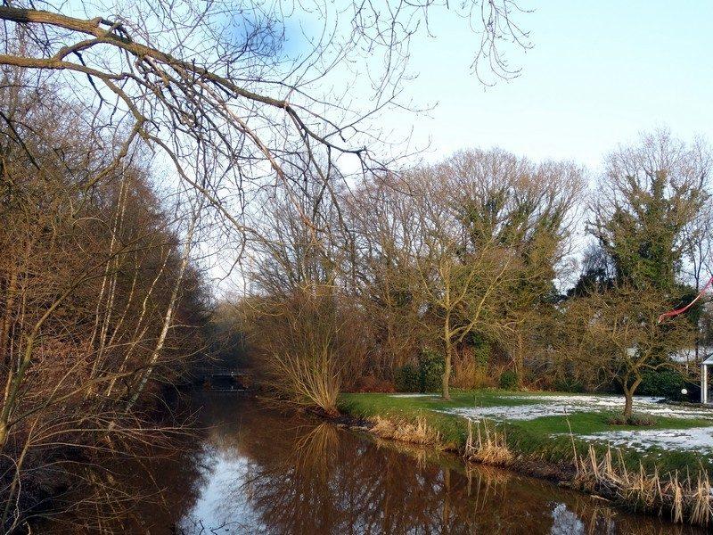 De Ruiten Aa vanaf de Wijvebrug