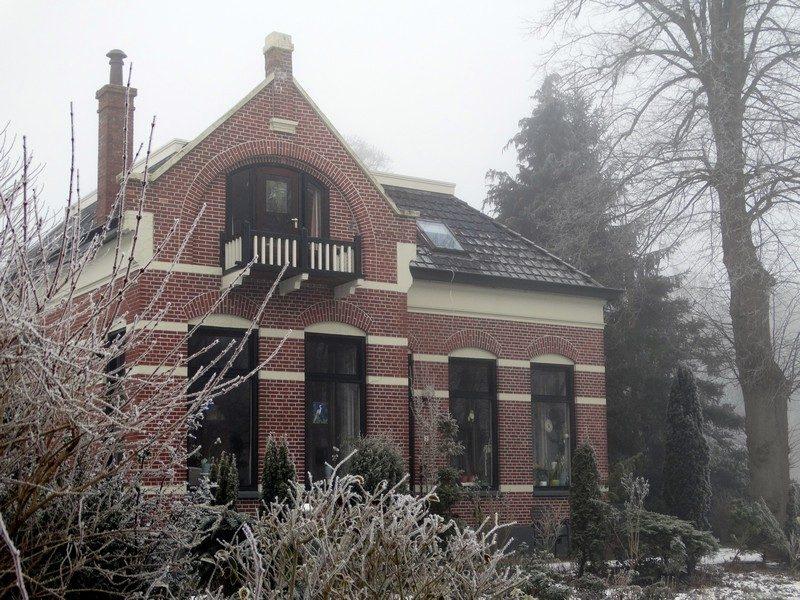 Huis de Slangenborg in Ter Borg