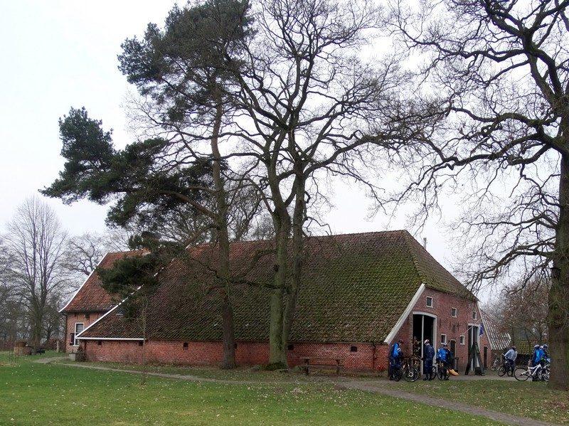 Een boerderij van Natuurmonumenten in Smeerling