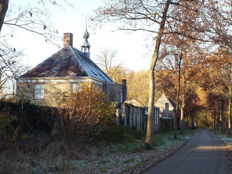 Uit 1649 stammende huis Haanwijk