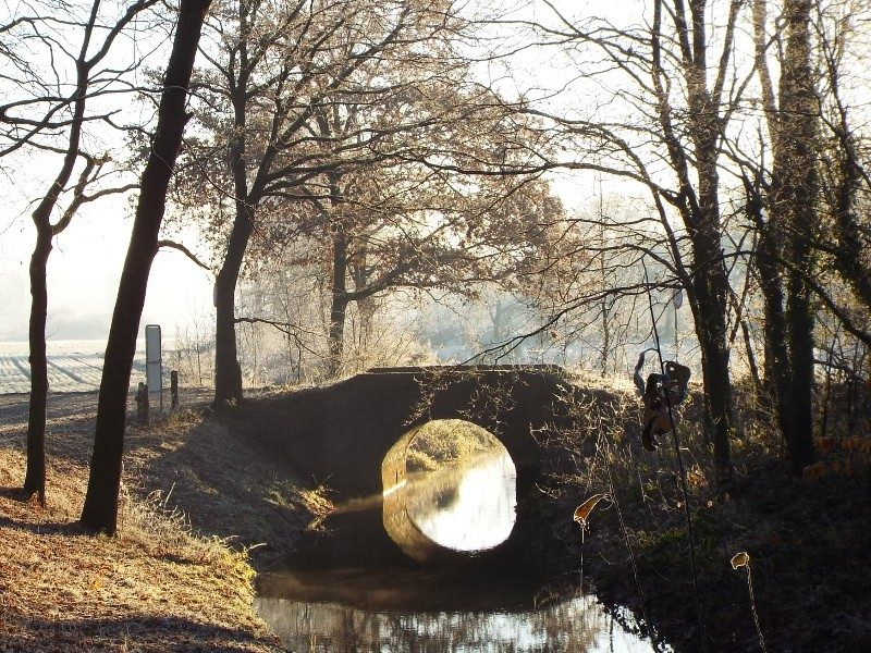 Brugje over de Lingsforterbeek