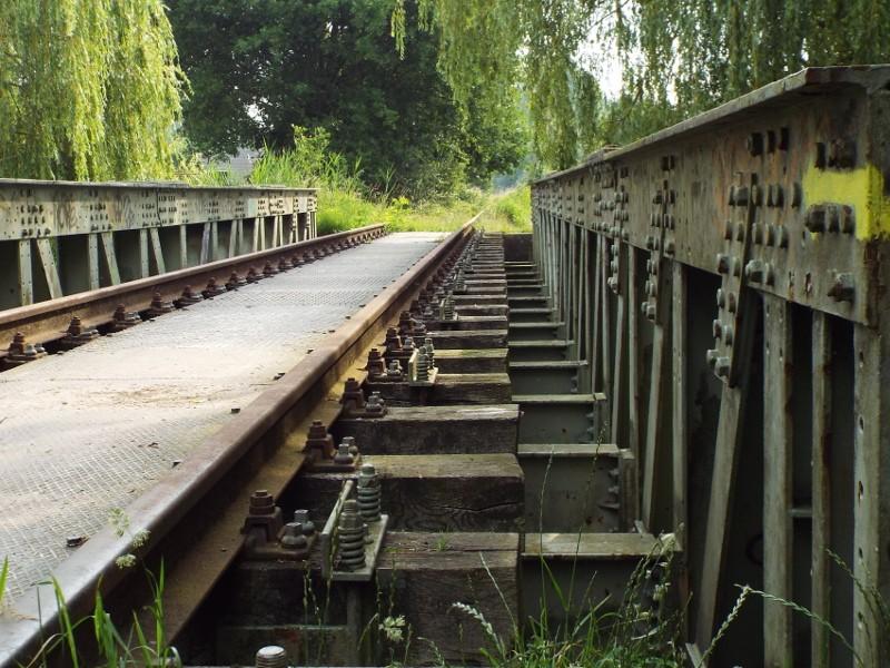 Spoorbrug van Duits Lijntje
