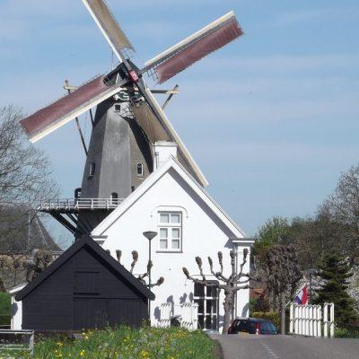 Wandelroute Munnikenland-tocht, te Rijswijk