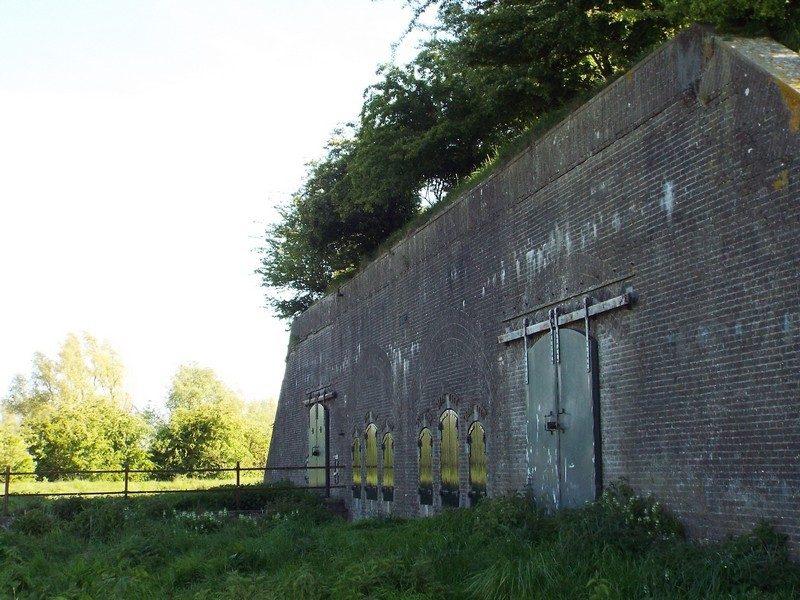 Fort Batterij onder Brakel