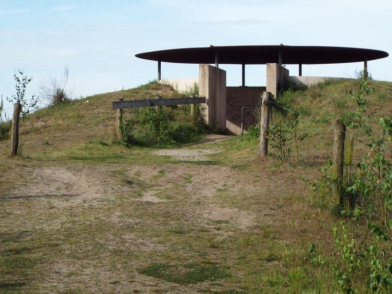 Vogelkijkhut op De Plateaux