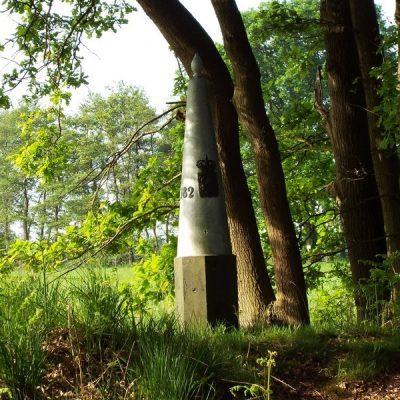 Wandelroute De Plateaux-tocht, te Borkel en Schaft