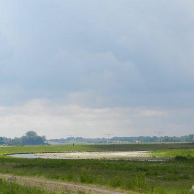 Wandelroute Dijken-route noord, te Middelrode