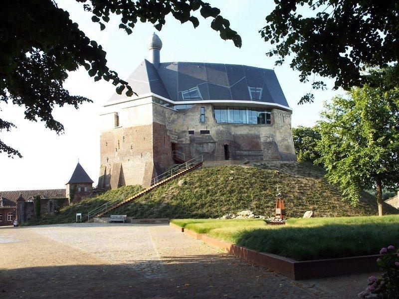 Het kasteel De Keverberg