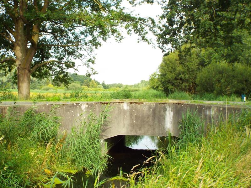 Brugje over de Nederpeelbeek