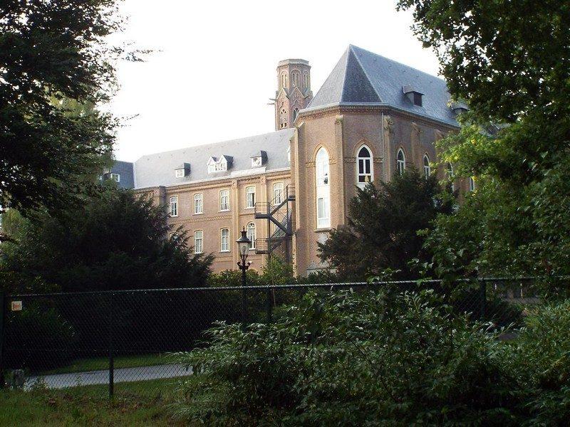 Het voormalige jezuïetenklooster