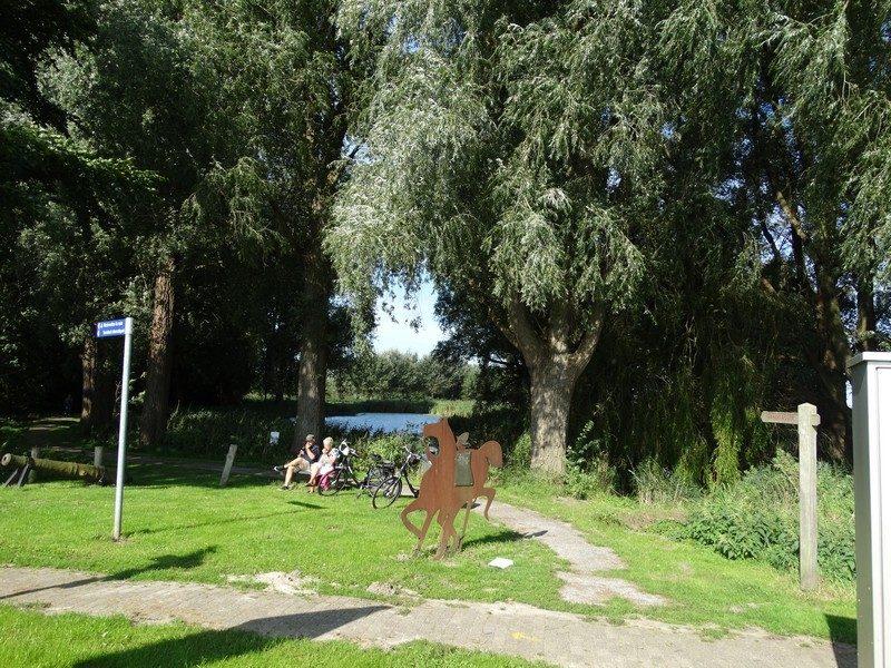 De kolk, ontstaan in de 17de eeuw