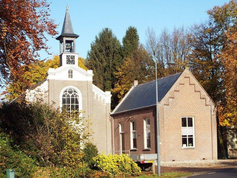 Protestants kerkje uit 1867