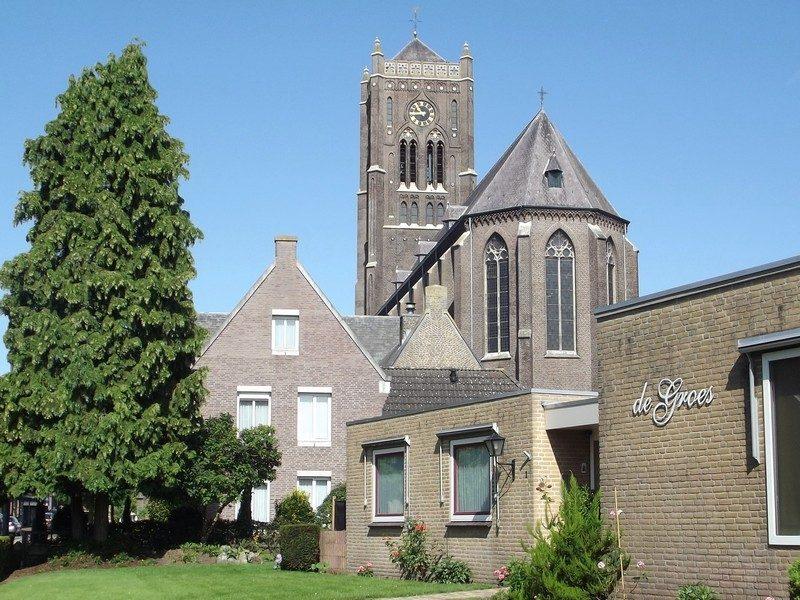 Kerk in Mill