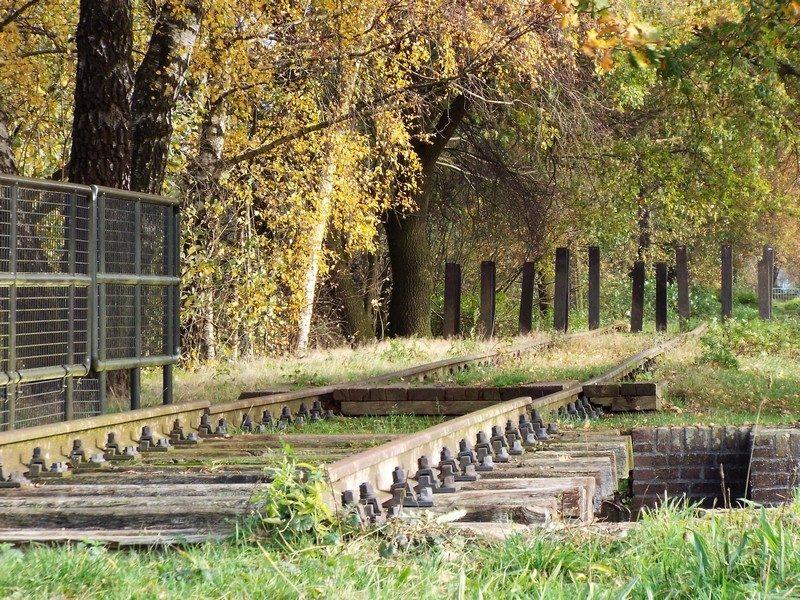 Het Duits Lijntje, spoorbrug