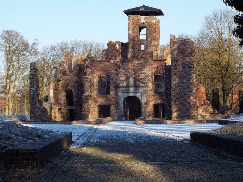 Kasteelruïne Bleijenbeek