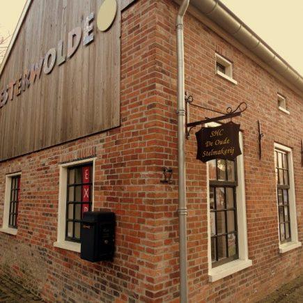 Tweelandenpad, Sellingen te Groningen