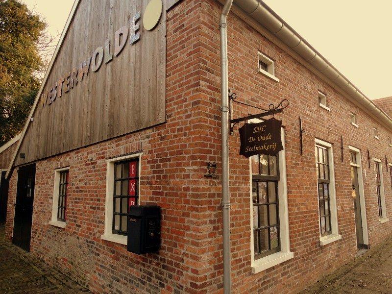Info en expo in de Oude Stelmakerij